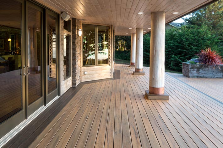 Timbertech Capped Composite Decking Materials Amp Products