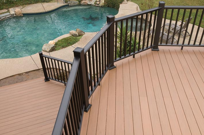 AZEK Decking Arbor Collection riverhead building supply