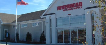Riverhead Building Supply store located in Greenport, New York