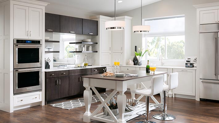 Medallion Silverline Kitchen Cabinets