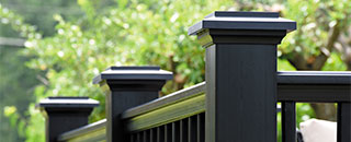 View Outdoor Railing products from Riverhead Building Supply