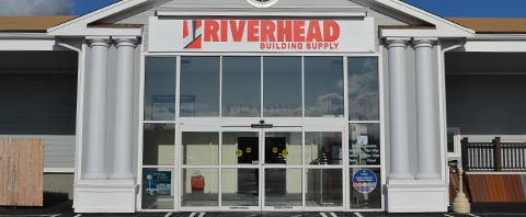 Riverhead Building Supply store in Rhode Island