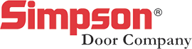Simpson Interior & Exterior Wood Doors Logo