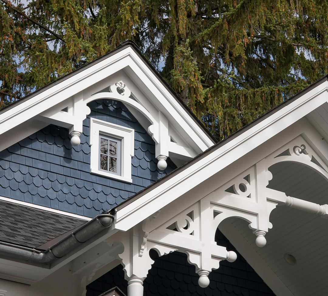 Boral siding example from Riverhead Building Supply